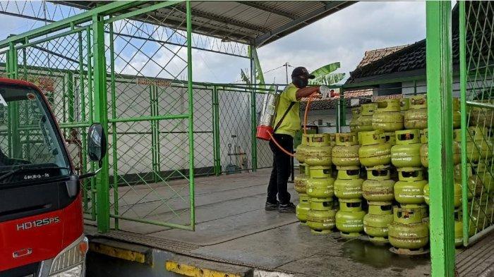 Pemkab Pati Pastikan Stok Gas Melon Selama Ramadan Mencukupi