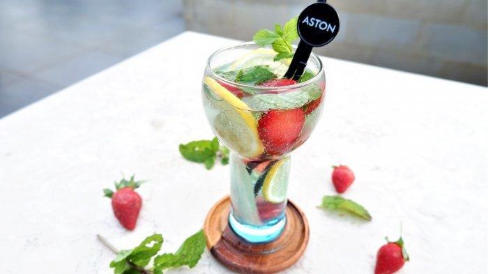 Aston Inn Pandanaran Semarang Bikin 2 Minuman Baru: Begonia Chocolate dan Aglonema Cucumber