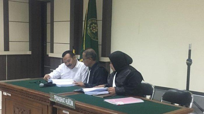 Jaksa KPK Tuntut Agus Kroto Staf Khusus Bupati Kudus Non Aktif M Tamzil 6 Tahun Penjara