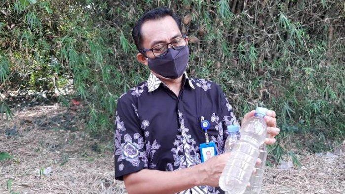 Bengawan Solo Diduga Tercemar Limbah Ciu, PDAM Solo Hentikan Pengolahan Air Minum