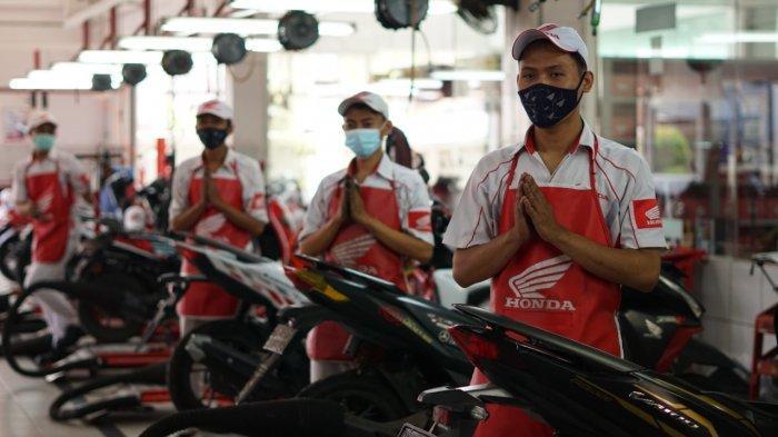 Di Bulan Kemerdekaan, Program Service AHASS Siap Manjakan Masyarakat