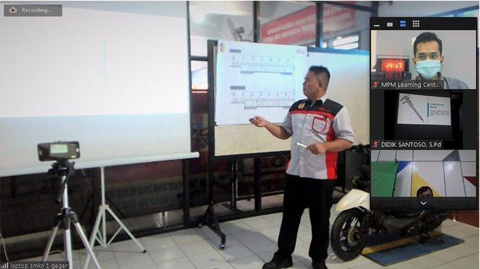 AHM Inisiasi Kontes Kreativitas Mengajar Guru SMK