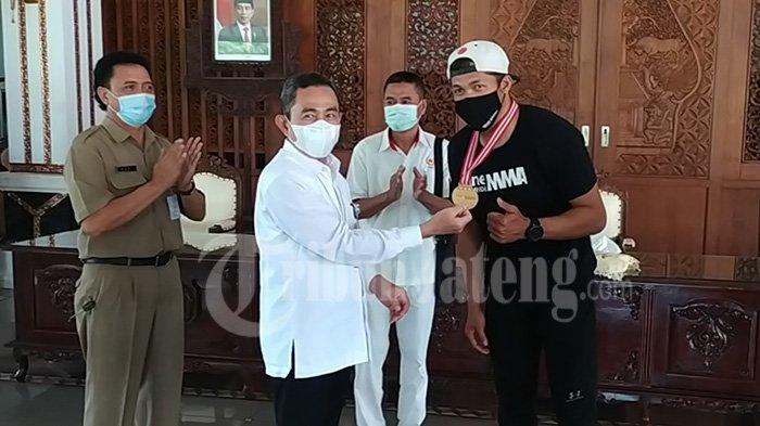 Ahmad Azaruddin Menangi One Pride MMA, Bupati Pati: Petarung ya Gini, Bukan Ribut Sama Tetangga