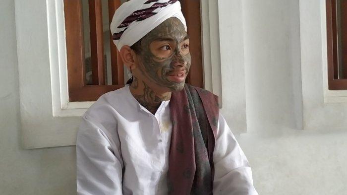 Ahmad Nur Kusuma Yuda atau Saad Al-Maliki (21) diMasjid Jami Al-Istiqomal,Jalan Kusuma Wardani, Pleburan, Kota Semarang, Sabtu (9/1/2021).