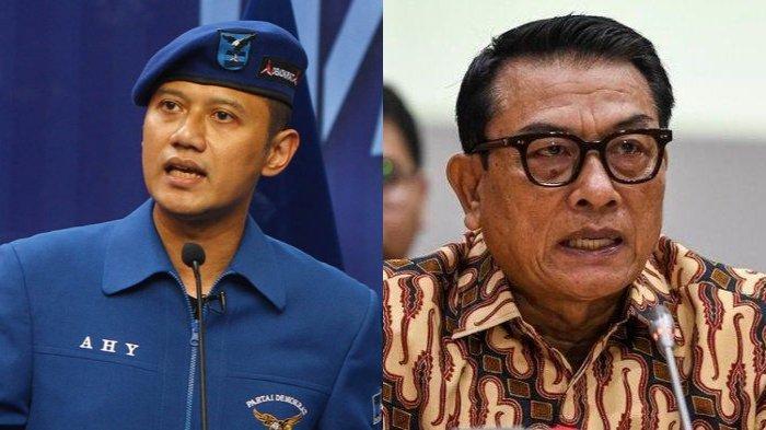 Kubu Moeldoko Gugat Demokrat AHY, Tuntut Ganti Rugi Rp 100 M, Uang untuk Dibagikan ke DPD dan DPC