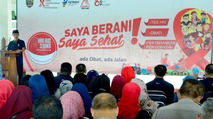Peringatan Hari AIDS Sedunia, KPA Boyolali Ajak Masyarakat Lakukan Tes