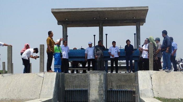 Kemarau Panjang, Air Baku PDAM Tirta Moedal Kota Semarang Semakin Menipis
