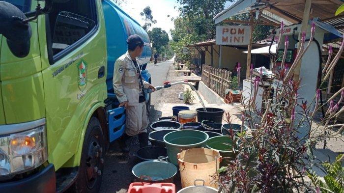 Status Darurat Bencana Kekeringan di Banjarnegara Dicabut Namun Sejumlah Desa Masih Alami Kekeringan