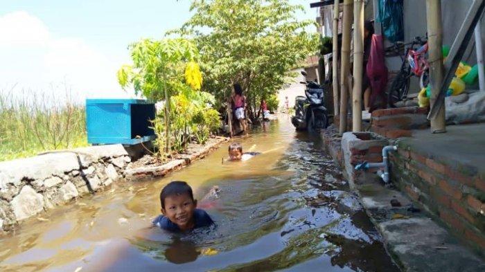 Dua Pintu Air Sudah Lama Rusak di Demak, Kades Sayung Sebut Pemerintah Saling Lempar Tanggung Jawab