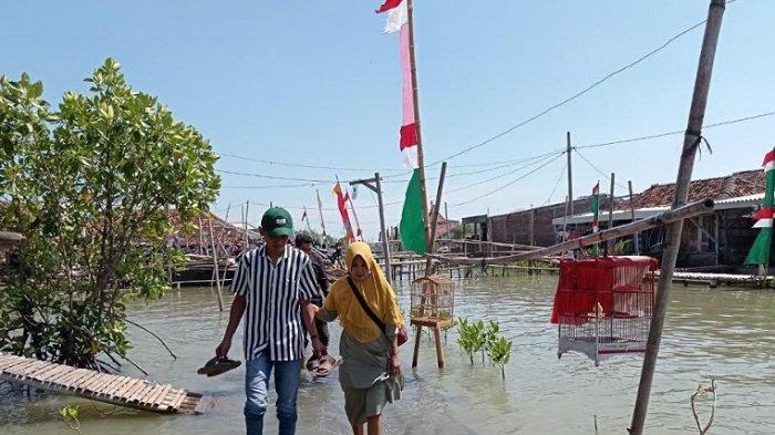 BERITA LENGKAP : Ahli Geodesi Prediksi Tahun 2050 Pesisir Semarang Demak dan Pekalongan Tenggelam