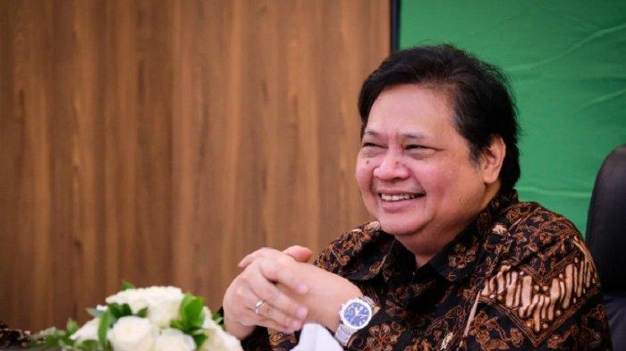 Pemerintah Dukung UMKMGo DigitaldanGo Global, Menko Airlangga: UMKM Pilar Perekonomian Indonesia.