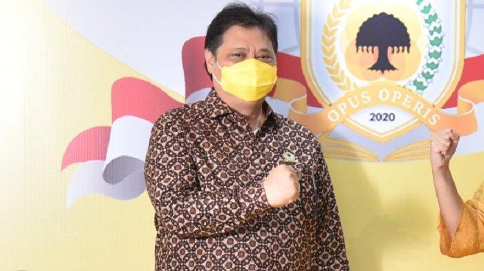 Partai Golkar Satu Suara Usung Airlangga Hartarto Capres 2024