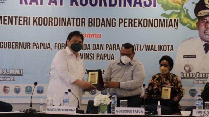 Menko Airlangga Sebut Penyaluran KUR di Papua Capai Rp1,4 triliun