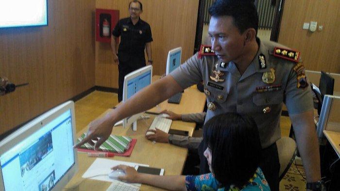 Puluhan Anggota Polda Jateng Ditugaskan Memantau Medsos dan Website Antisipasi SARA
