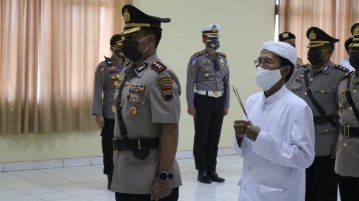 Wakapolrestabes Semarang Kini DijabatAKBP I.G.A Dwi Perbawa Nugraha