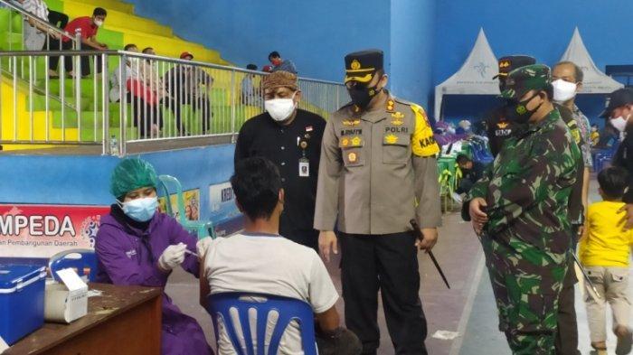 Digelar hingga 17 Agustus, Vaksinasi Merdeka Candi di Karanganyar Sediakan 2.000 Dosis