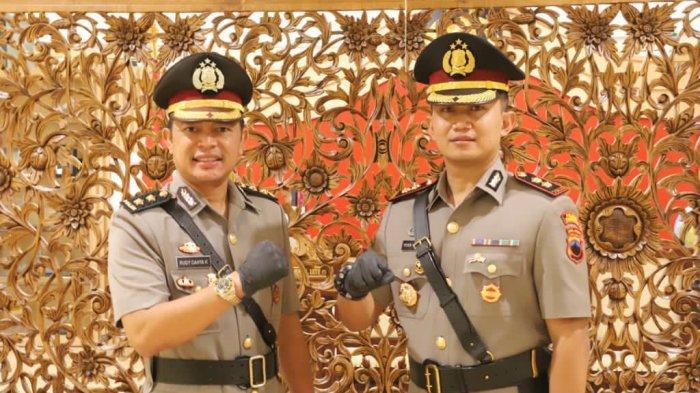 Selamat Bertugas di Tempat Baru AKBP Rudy Cahya Kurniawan, Ini Profil Kapolres Kebumen yang Baru