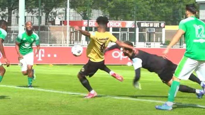 Bagus Kahfi Cah Magelang Cetak 2 Gol Saat Jong Utrecht Menang 5-2 Louviere, Ini Cuplikan Gol Bagus