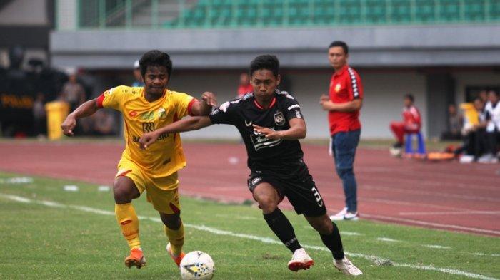 Nonton TV Online Ini Link Live Streaming Borneo FC Vs Persija Jakarta Piala Menpora 2021 di Indosiar