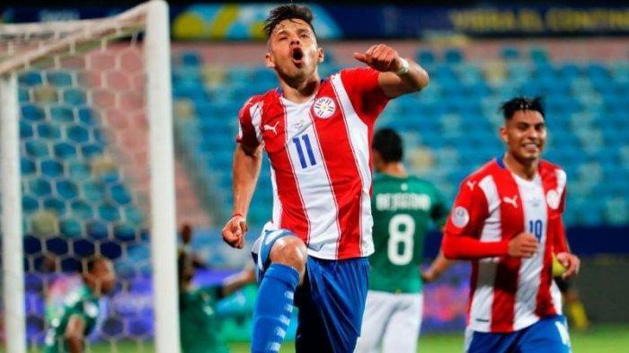 Hasil Copa America 2021, Paraguay Gilas Bolivia 3-1 Melalui Brace Angel Romero