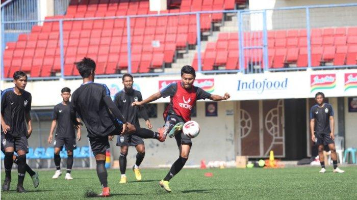 Gelandang PSIS Fandi Eko Siapkan Mental Jelang Laga Perdana Piala Menpora