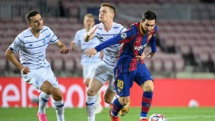 Bertahan di Barcelona, Lionel Messi Diikat Kontrak 5 Tahun dengan Gaji Dipotong 50 Persen