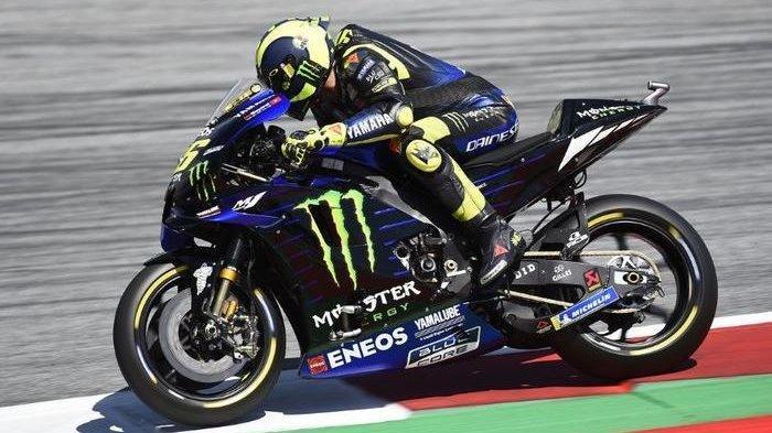 Klasemen MotoGP 2020 Jelang Seri San Marino, Valentino Rossi Melangkah Pelan Tapi Pasti