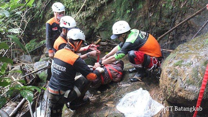 Aksi Pencarian Bocah Hilang, Tim Emergency Response MRI-ACT Temukan dalam Keadaan Tak Bernyawa