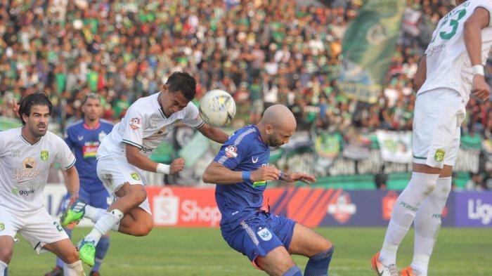 Laga Persebaya Surabaya Vs Borneo FC Ditunda, Semestinya Digelar 2 Oktober, Ini Penyebabnya