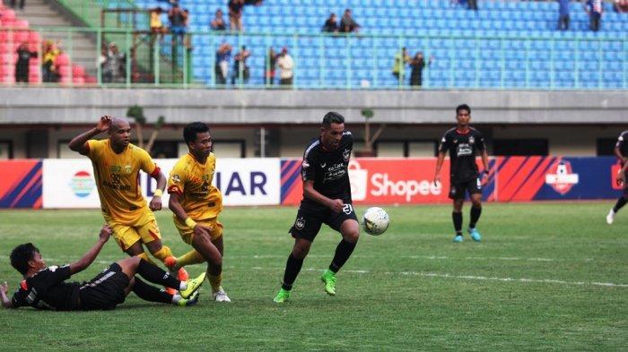 Mulai Sedang Berlangsung, Video Live Streaming Bhayangkara FC Vs Persebaya Surabaya Sore Ini