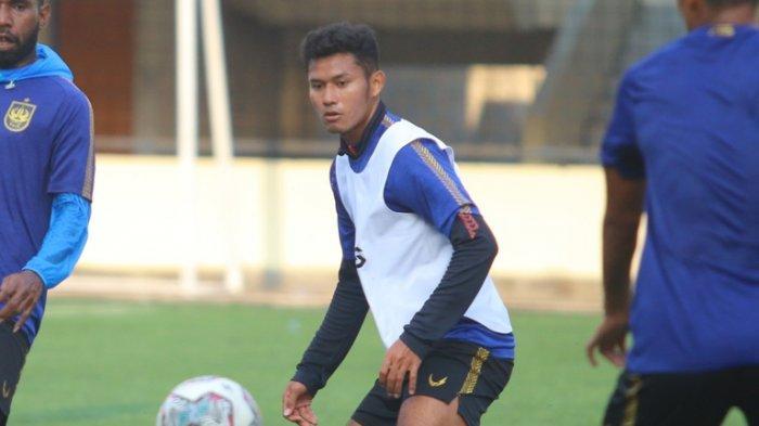 Debut di Laga Lawan Persija Jakarta, Gelandang PSIS Semarang Reza Irfana Akui Gugup