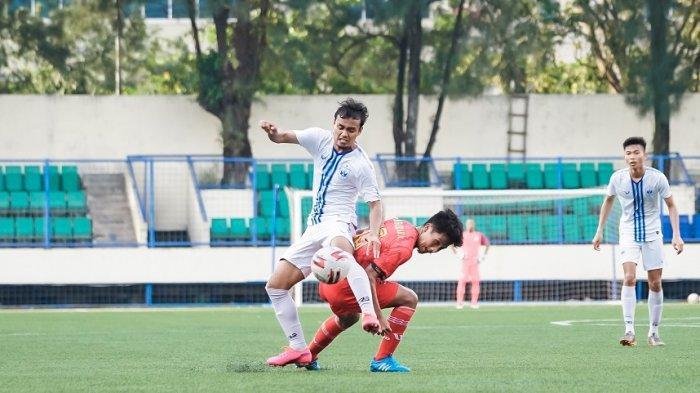 Hasil Akhir Skor 1-0 PSIS Semarang Vs Persekat Tegal, Damas Cetak Gol