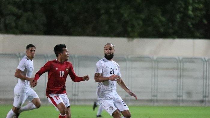 Timnas Indonesia Lolos Babak Kualifikasi Piala Asia dengan 3 Gol & Penguasaan Bola 70 %