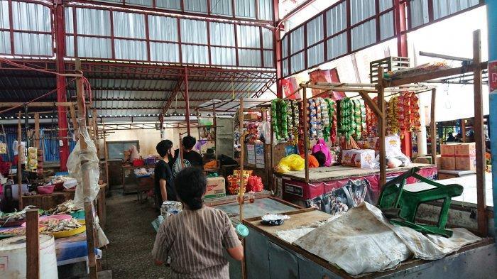 Pencanangan Vaksinasi ke Pedagang Pasar di Pemalang, Adanya Setuju Ada Yang Ragu