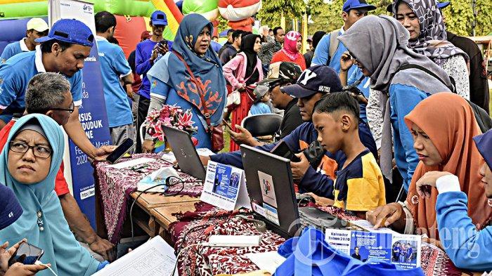 Hotline Semarang :  Cara Mengakses Sensus Penduduk Online