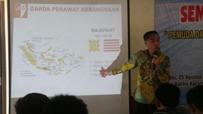 Aktivis 98 Contohkan Sejarah Kerajaan Majapahit untuk Cegah Perpecahan Gara-gara Pilpres 2019