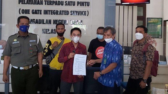 Kejaksaaan Tegal Dinilai Lambat, Kemaki dan Aktivitas Antikorupsi Ajukan Praperadilan