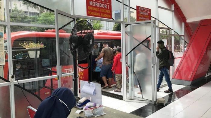 HUT Kota Semarang, Penumpang Naik Bus Trans Semarang Cuma Bayar Rp 474, Catat Tanggalnya