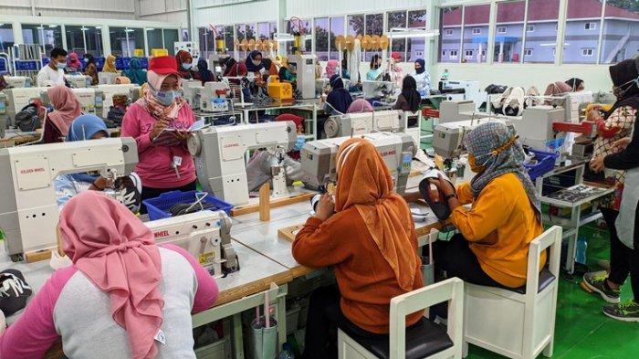 Pabrik Garmen dan Sepatu PT Sejin Fashion Indonesia di Pati Butuh 1.300 Karyawan