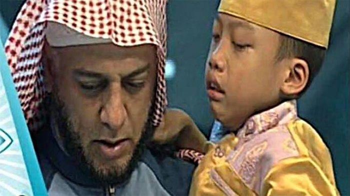Alana Bocah Penghafal Alquran Banjarnegara Tak Nafsu Makan, Masih Sedih Ditinggal Syekh Ali Jaber