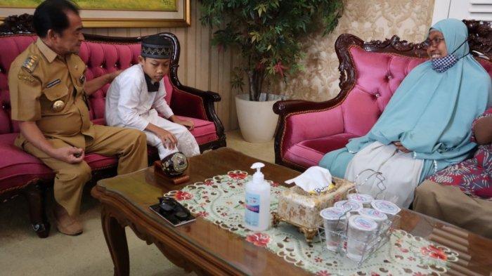 Ingat Alana Hafiz Cilik Banjarnegara? Kini Piawai Berdakwah hingga Diundang Tampil di Televisi