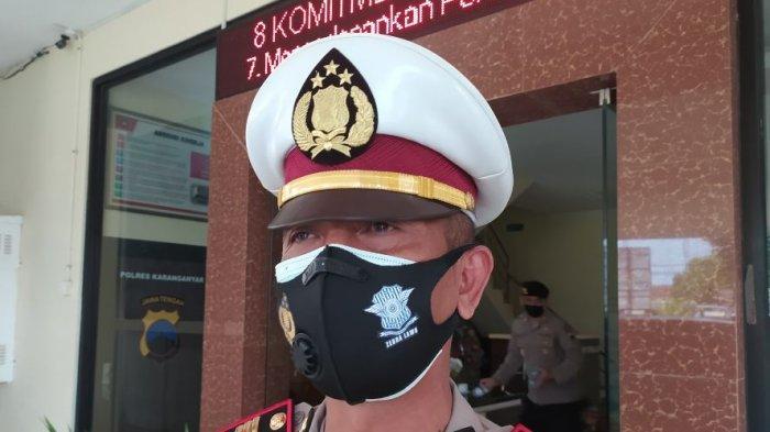 Kasatlantas Polres Karanganyar, AKP Sarwoko