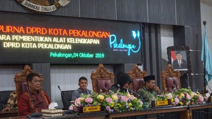 Ketua DPRD Kota Pekalongan: Jika Ada Dinas Belum Selesaikan Tugas, Kami Coba Klarifikasi