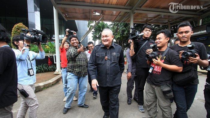 Tersangka Perkara Korupsi Alex Noerdin, Anggota DPR RI dari Golkar, Kini Ditahan di Rutan KPK