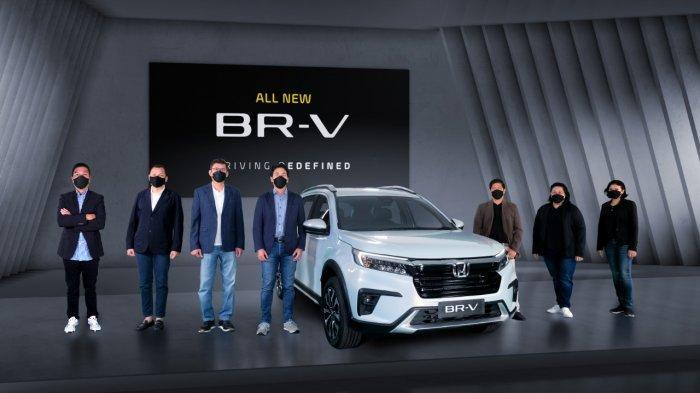 Penampakan Mobil Baru All New Honda BR-V, Berikut Harga dan Spesifikasinya