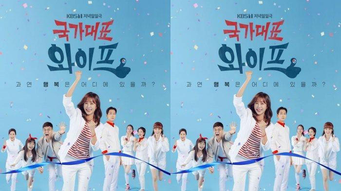 Sinopsis Drakor All Round Wife Drama Terbaru Han Da Gam dan Han Sang Jin