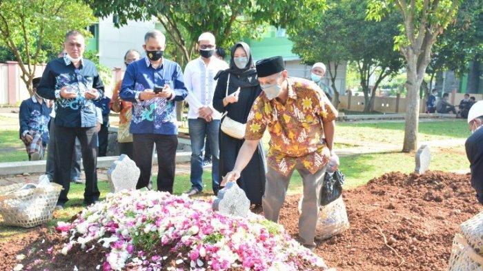 Mendiang Prof Abdullah Kelib di Mata Pimpinan USM, Rektor: Kami Kehilangan Tokoh Panutan