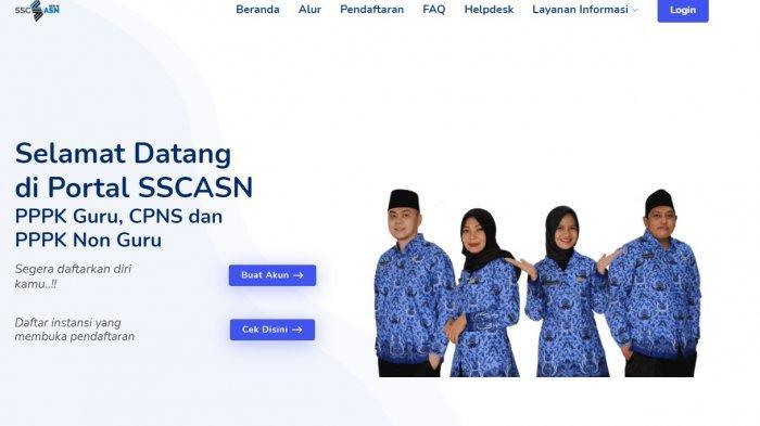 Luar Biasa, Jumlah Pendaftar CPNS di Pemkot Semarang 21 Ribuan, yang Diterima Nanti Cuma 1.241 Orang