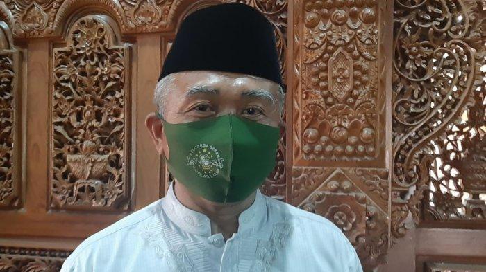 Ketua Tim Pemenangan Eistianah-Ali Makhsun, Salman Dahlawi saat ditemui Tribunjateng.com, beberapa waktu lalu.