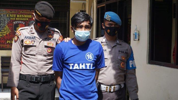 Rizki Siswa SMP Banjarnegara Ingin Tolong Pria Bertato di Wajah Jatuh dari Motor, HP Lalu Dirampas